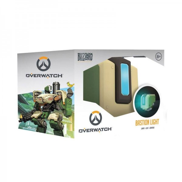 Overwatch LED-USB-Lampe Bastion