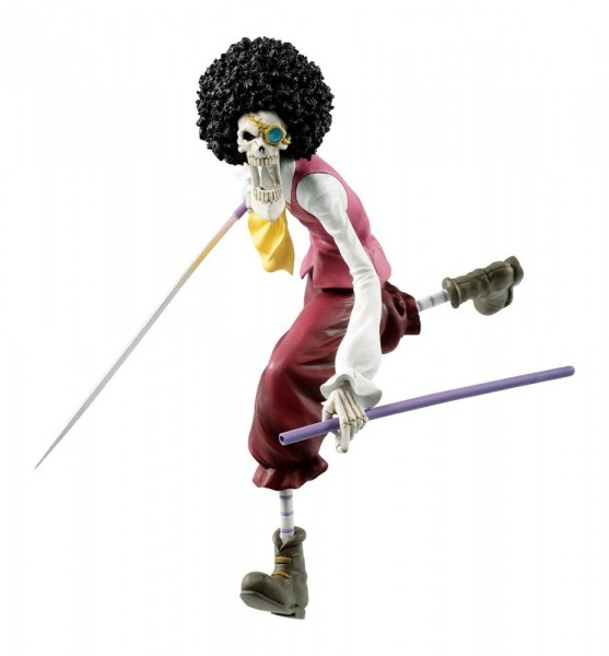One Piece: Stampede Ichibansho PVC Statue Brook