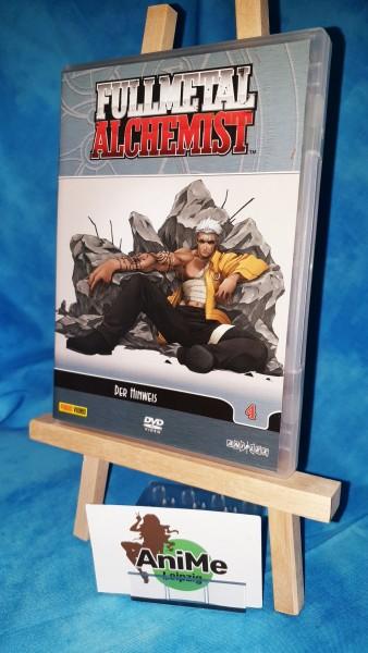 Fullmetal Alchemist Vol. 4 DVD