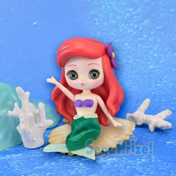 CUICUI Disney Characters Premium Doll - Ariel