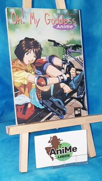 Oh! My Goddess Anime-Comic Band 4
