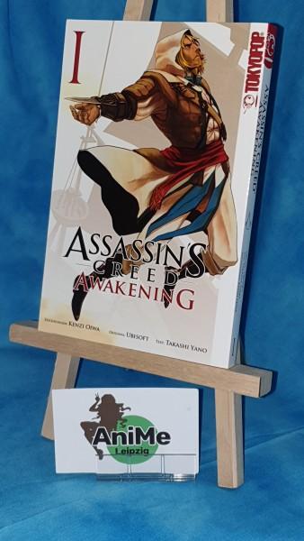Assassin's Creed®: Awakening Band 1
