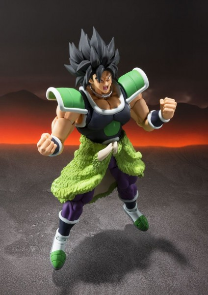 Dragon Ball Super Broly S.H. Figuarts Actionfigur Broly 19 cm