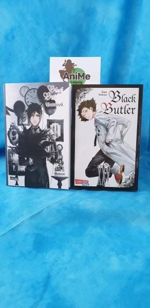 Black Butler 25 - limitierte Ausgabe mit Notizbuch