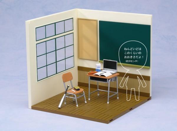 NENDOROID PLAYSET 01 SCHOOL LIFE SET A RE-RUN