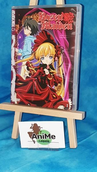 Rozen Maiden 1 DVD