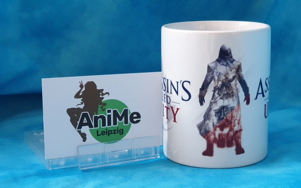 Assassin's Creed Unity Tasse - Colour Logo - Arno Dorian