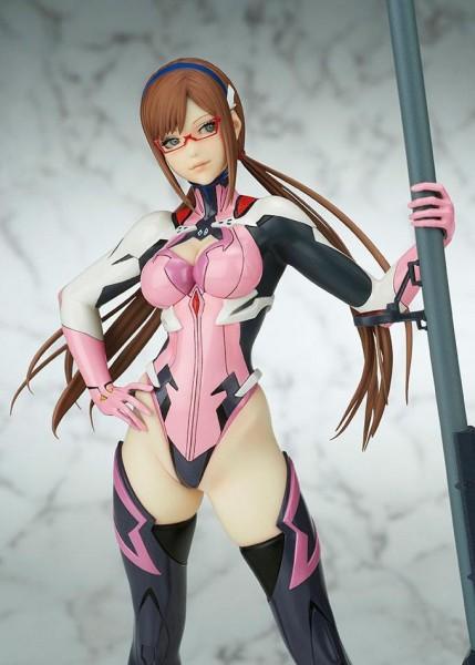 Rebuild of Evangelion PVC Statue Mari Makinami Illustrious
