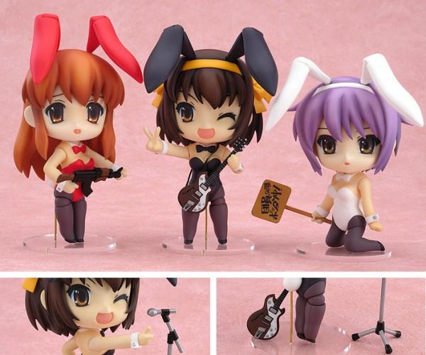 Nendoroid 014 - Haruhi Suzumiya - Bunny Girl ver.