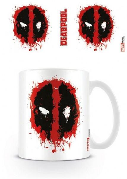 Deadpool Tasse Splat