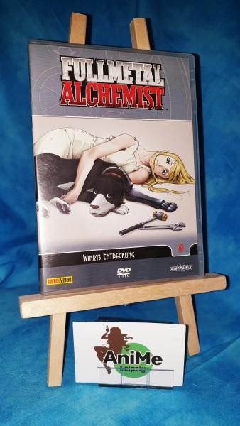 Fullmetal Alchemist Vol. 9 DVD