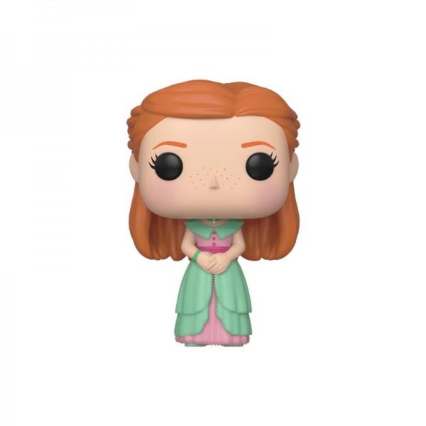 Harry Potter POP! Movies Vinyl Figur Ginny (Yule)