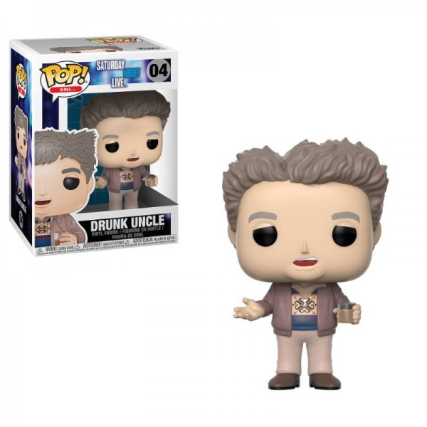 Saturday Night Live POP! TV Vinyl Figur Drunk Uncle