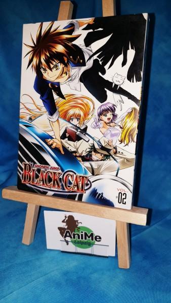 Black Cat Vol. 2 DVD
