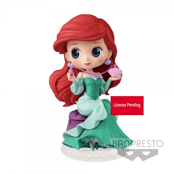 Disney Q Posket Perfumagic Minifigur Ariel Ver. A