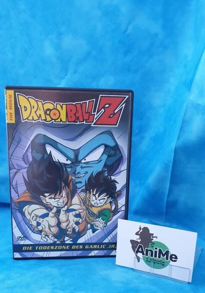 Dragonball Z - The Movie: Die Todeszone des Garlic Jr. DVD